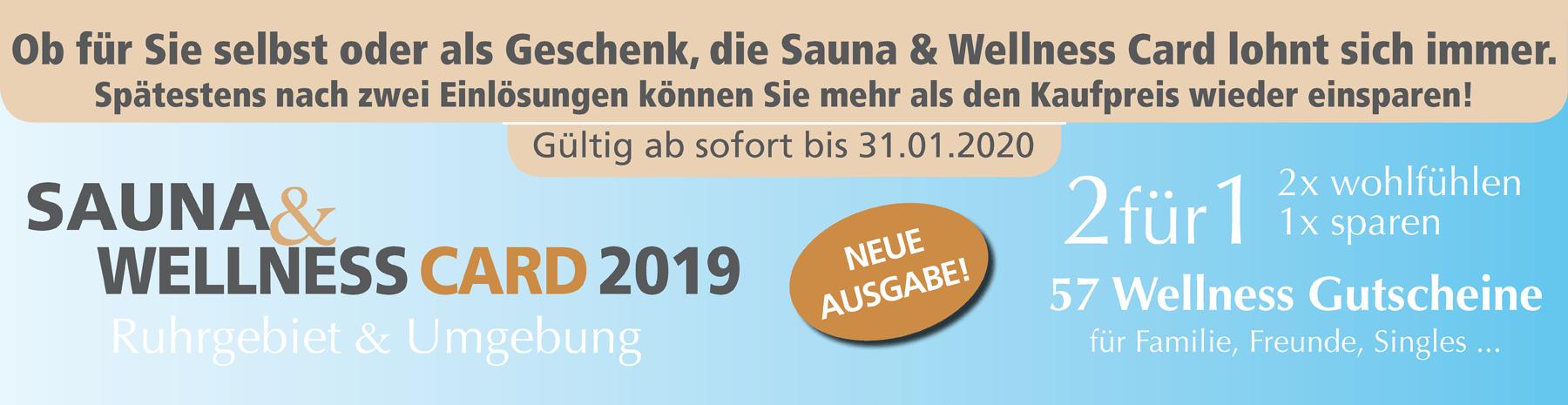 2019 Kulinaris Card Ruhrgebiets Edition Dortmund Unna Schwerte